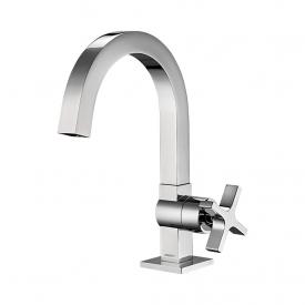 torneira lorenstar 1196 c88 para lavatorio de mesa bica baixa lorenzetti cromada capa