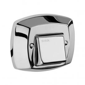 acabamento para valvula de dercarga docol classico 1500006 cromado capa
