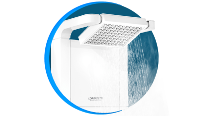 chuveiro lorenzetti acqua star ultra eletronico branco descricao