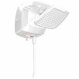chuveiro lorenzetti futura eletronico branco capa
