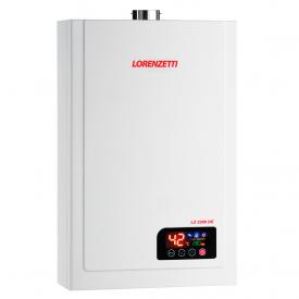 aquecedor de agua a gas lorenzetti lz 2300de digital capa