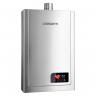 aquecedor de agua a gas lorenzetti lz 2300d i inox digital capa