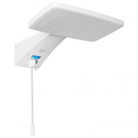 chuveiro hydra polo hybrid digital branco capa