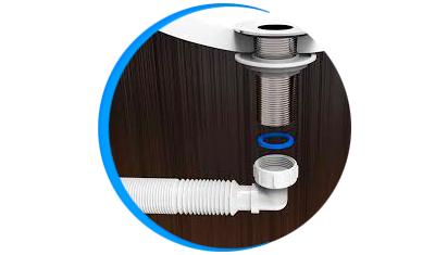 sifao tubo extensivo universal com joelho de 90 branco 030124 blukit descricao 02