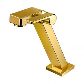torneira para banheiro docolstillo docolchroma 820243 de mesa ouro polido capa 01