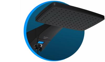 chuveiro hydra polo hybrid digital preta capa descricao 01