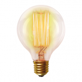 lampada filamento de carbono taschibra g80 40w e27 capa 01