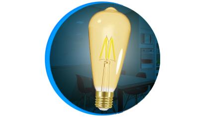 lampada led blumenau filamento st64 4w bivolt e27 descricao 01