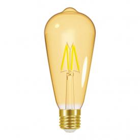 lampada led blumenau filamento st64 4w bivolt e27 capa 01