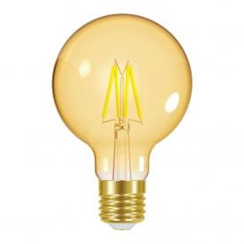 lampada led taschibra filamento globo g80 4w bivolt e27 capa01