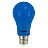 lampada led taschibra tkl colors 5w bivolt e27 azul