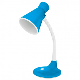 luminaria de mesa taschibra tlm 03 bivolt capa 01 azul
