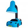 luminaria de mesa taschibra tlm 50 bivolt azul capa 01