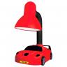 luminaria de mesa taschibra tlm 50 bivolt vermelha capa 01