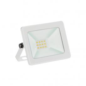 refletor taschibra tr led 10 slim 10w branco bivolt capa 01