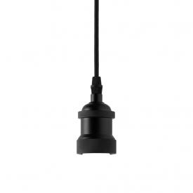 pendente taschibra dot metal decor indie preto e27 bivolt capa 01