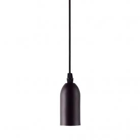 pendente taschibra dot metal decor vintage e27 bivolt preto