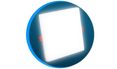 painel led taschibra frameless 32w quadrado borda infinita 6500k bivolt descricao 01