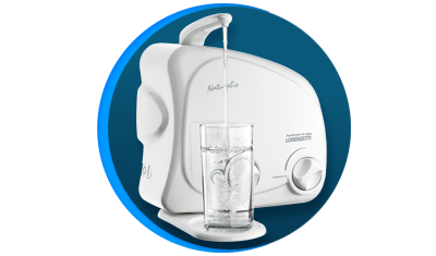 purificador de agua naturalis lorenzetti branco descricao