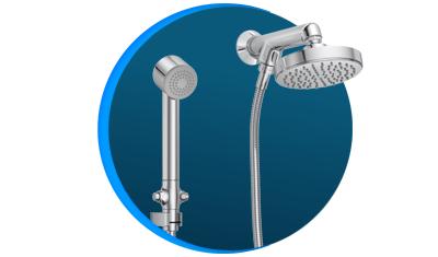 chuveiro com desviador ducha manual deca flex 1955 c cromado descricao
