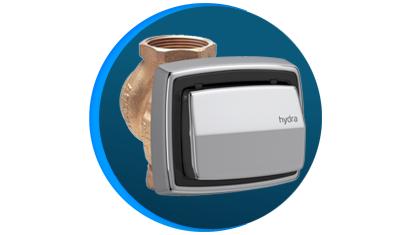 valvula de descarga hydra max 1 1 2 deca 2550 c 112 cromada descricao