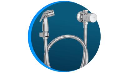 ducha higienica deca link 1984 com flexivel de 1 20m cromada descricao