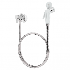 ducha higienica blukit 220928 registro com derivacao e flexivel de 1 20m branco cromado capa 01