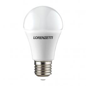 lampada bulbo led lorenzetti 9w bivolt e27 capa 01