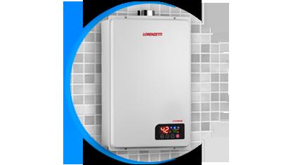aquecedor de agua a gas lorenzetti lz 3700de digital descricao