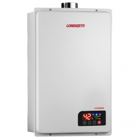 aquecedor de agua a gas lorenzetti lz 3700de digital capa 01