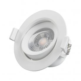 spot led lorenzetti redondo 5w bivolt branco 6500k luz branca capa 01