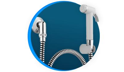 ducha higienica docol especial 479806 com flexivel de 1 20m cromado descricao