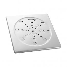 grelha quadrada para caixas sifonadas e ralos 291813 com fecho inox 01