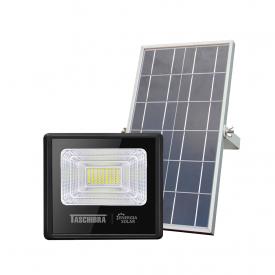 refletor led solar tr sun 25w preto 6500k 01