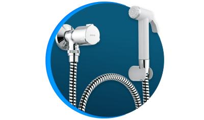 ducha higienica docol riva 450206 com flexivel de 1 20m cromado descricao