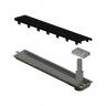 ralo linear elleve versatile 4254 tampa black matte 50cm capa 01