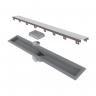 ralo linear elleve smart 260 tampa inox 60cm capa