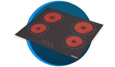 cooktop vitroceramico tramontina new square touch 94747022 com 4 bocas preto 220v descricao 01