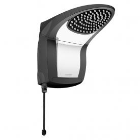 chuveiro lorenzetti acqua jet ultra eletronico preto cromado capa 01