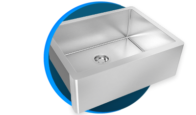 cuba farm sink debacco quadratino 20 03 80800 aco inox escovado 600x470mm descricao