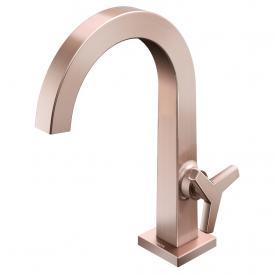 torneira para banheiro docolcity docolchroma 876369 de mesa cobre escovado