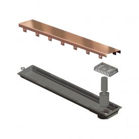 ralo linear elleve versatile 4255 tampa red gold 50cm 02