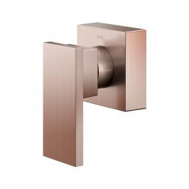 acabamento para registro docol new edge 925769 docolbase cobre escovado