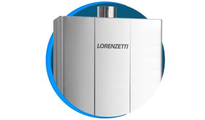 aquecedor de agua a gas lorenzetti lz 1600de i inox digital descricao 03