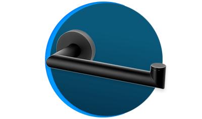 papeleira lorenloft 2020 b82 lorenzetti de parede preta descricao
