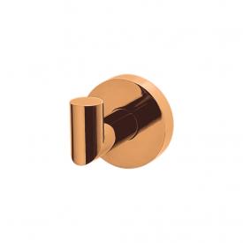 cabide lorenloft 2060 r82 lorenzetti de parede rose gold