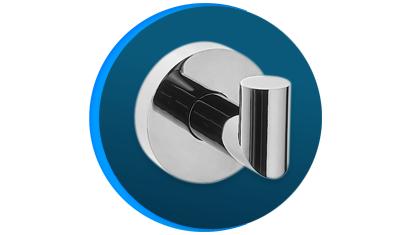 cabide lorenloft 2060 c82 lorenzetti de parede cromado descricao